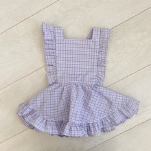vintage whitney pinafore // size 2t