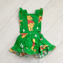 vintage character pinafore f  // size 3t