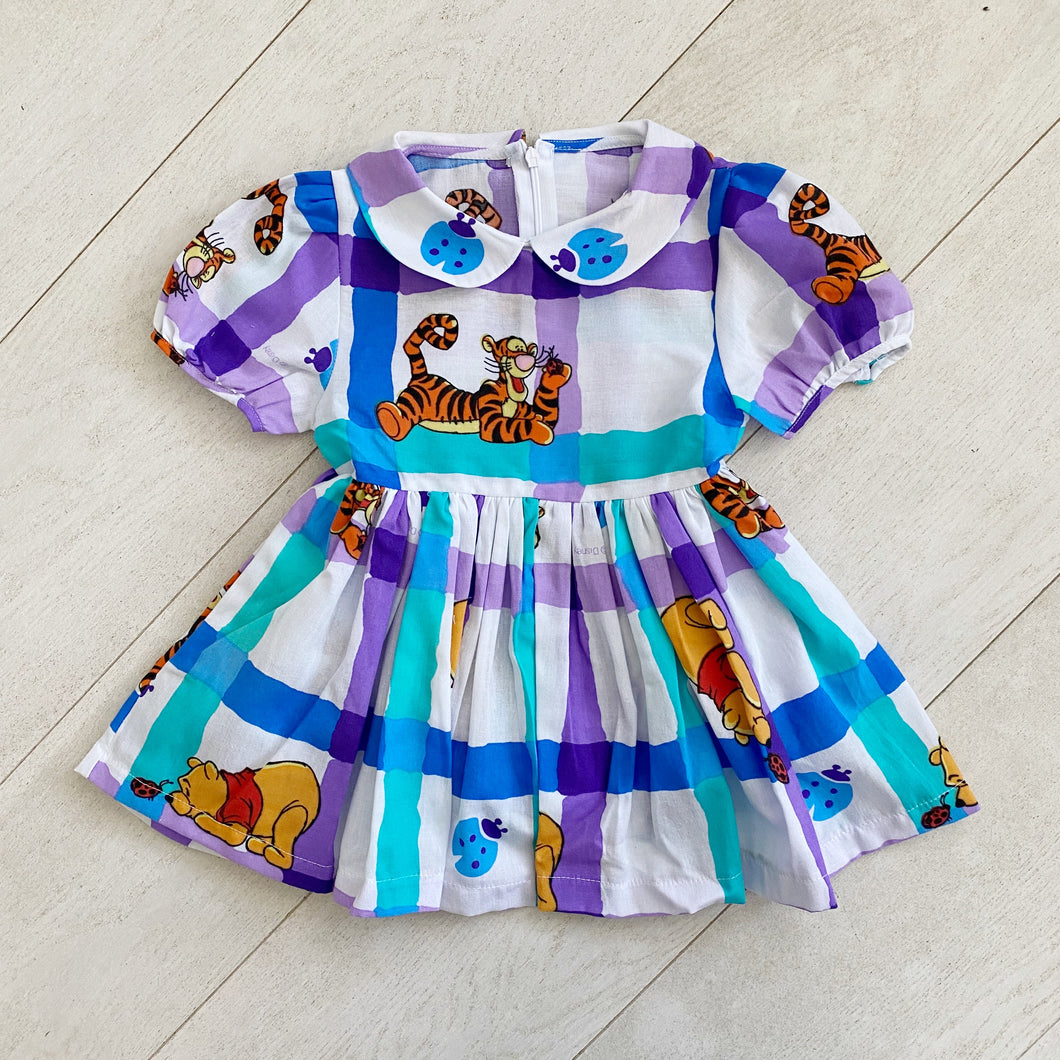 vintage character dress e  // size 3t