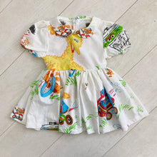vintage character dress c // size 4t