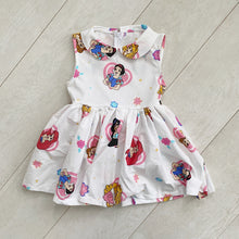 vintage character dress f // size 4t