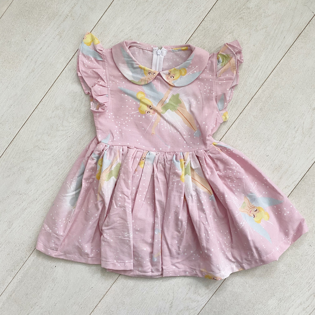 vintage character dress i // size 4t