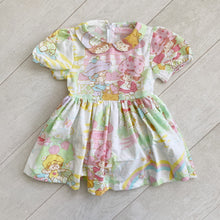 vintage character dress g // size 5t