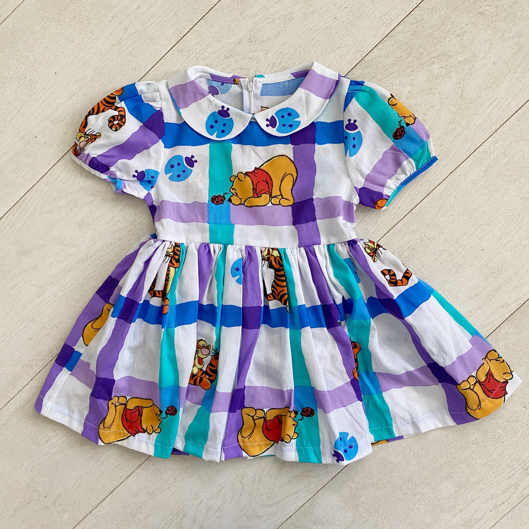 vintage character dress h // size 5t