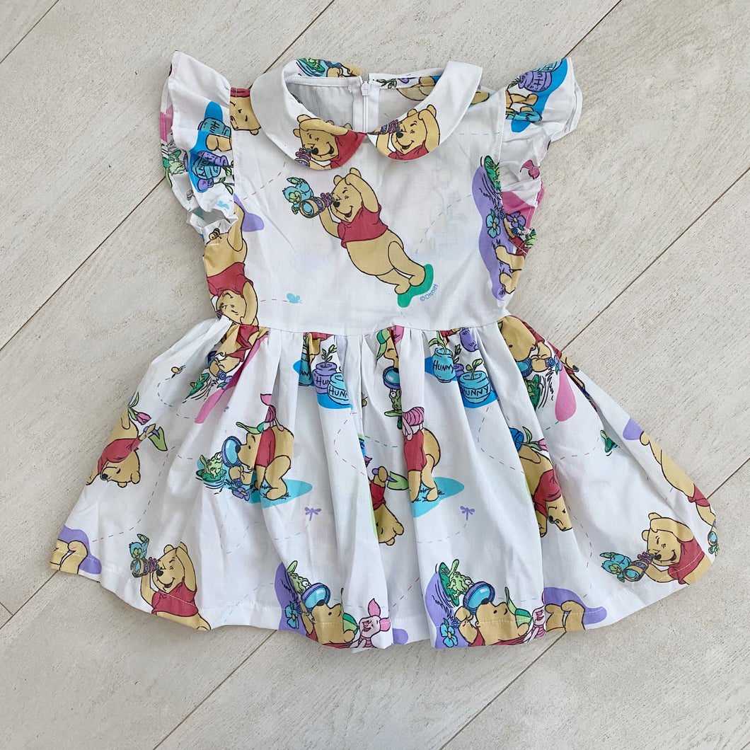 vintage character dress m // size 5t