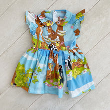 vintage character dress n // size 5t