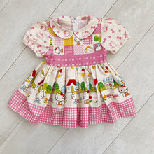 vintage character dress h  // size 3t