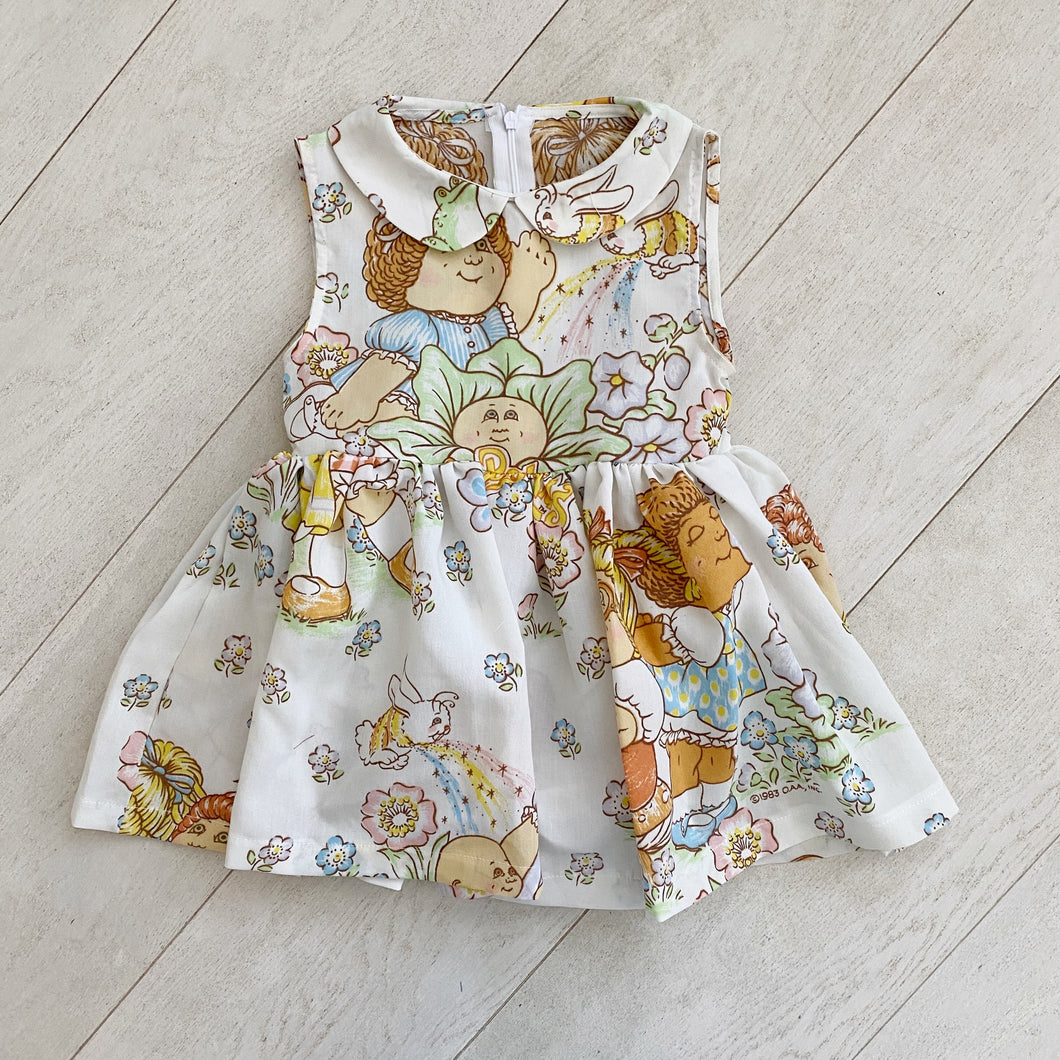 vintage character dress n // size 4t