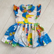 vintage character dress n  // size 6t