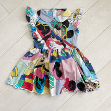 vintage character dress c // size 7t