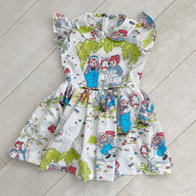 vintage character dress g // size 7t