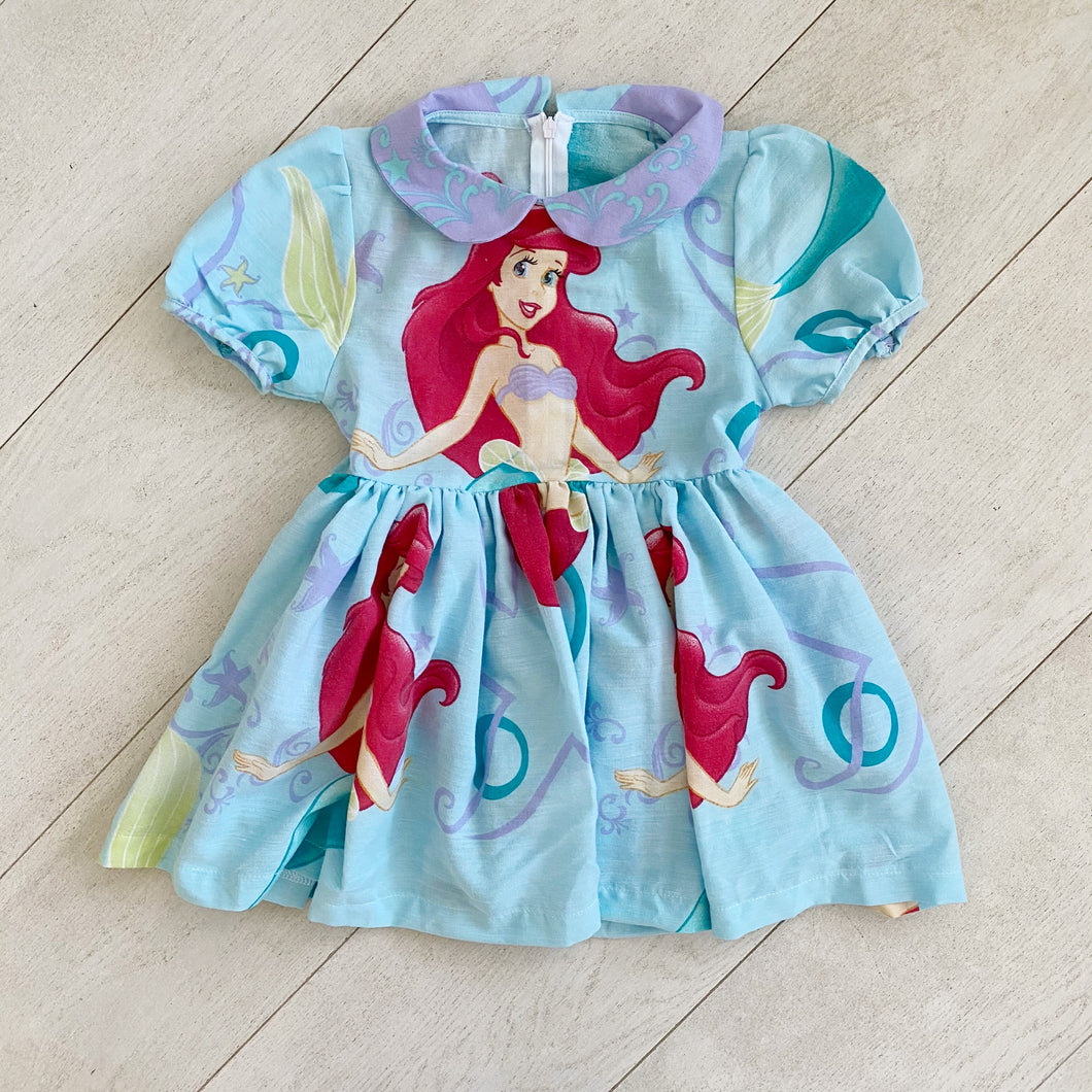 vintage character dress q // size 5t