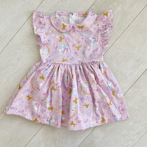 vintage character dress r // size 5t