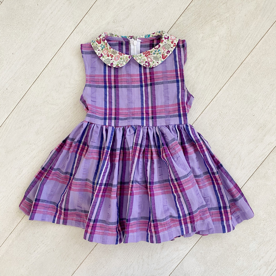 vintage character dress o // size 4t