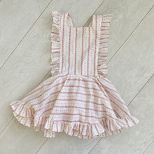 vintage pinafore b // size 4t
