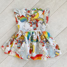 vintage character dress jj // size 5t