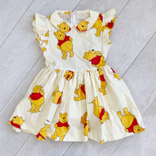 vintage character dress r // size 7t