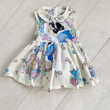 vintage character dress aa // size 4t