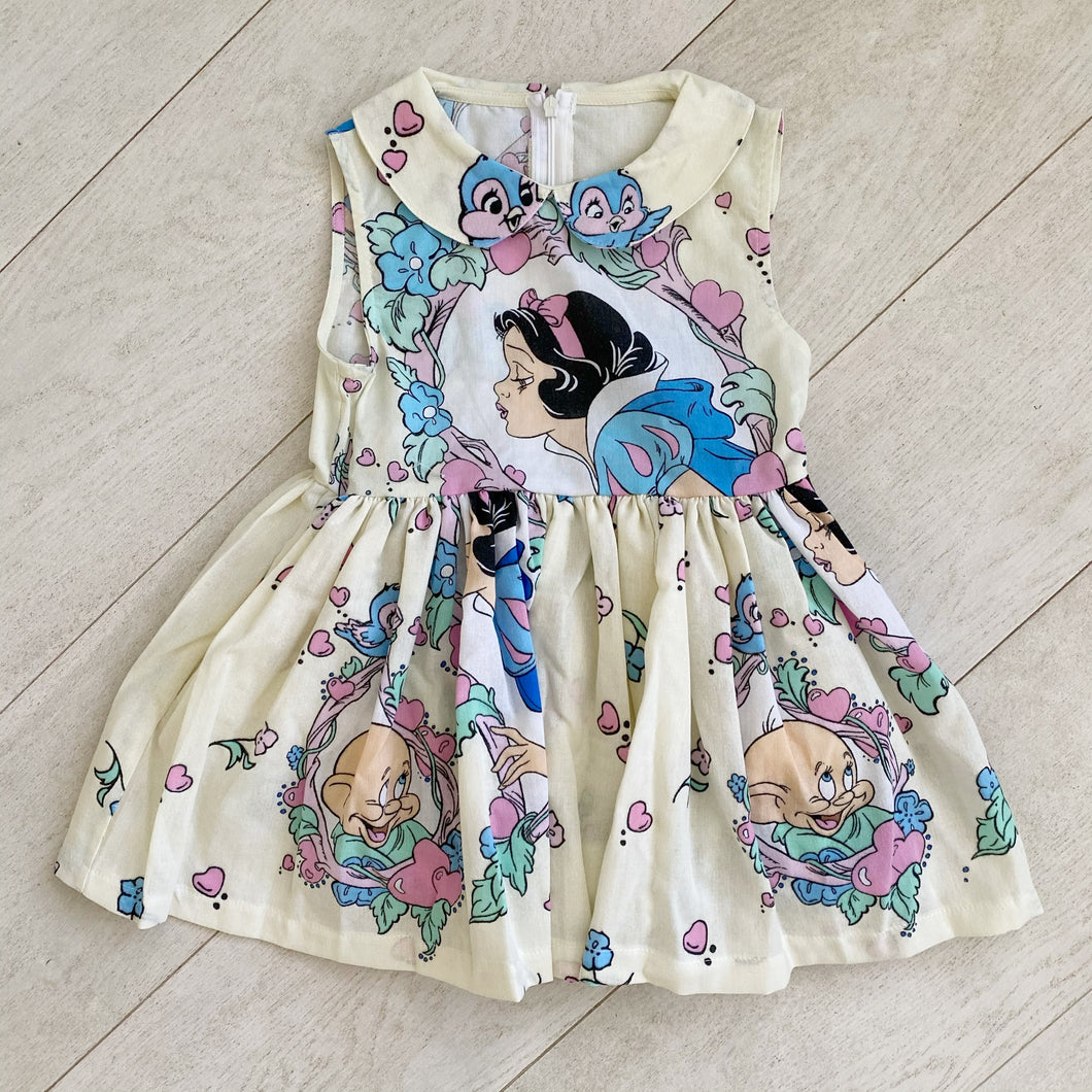 vintage character dress gg // size 5t