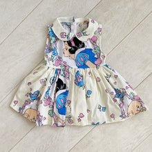 vintage character dress r // size 3t