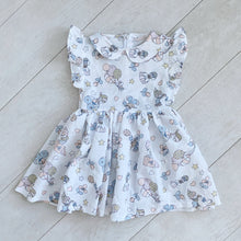 vintage character dress gg // size 6t
