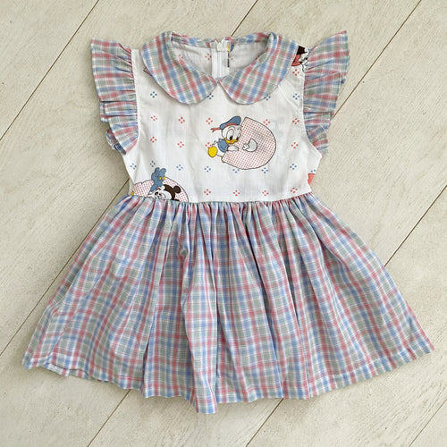 vintage character dress pp // size 5t