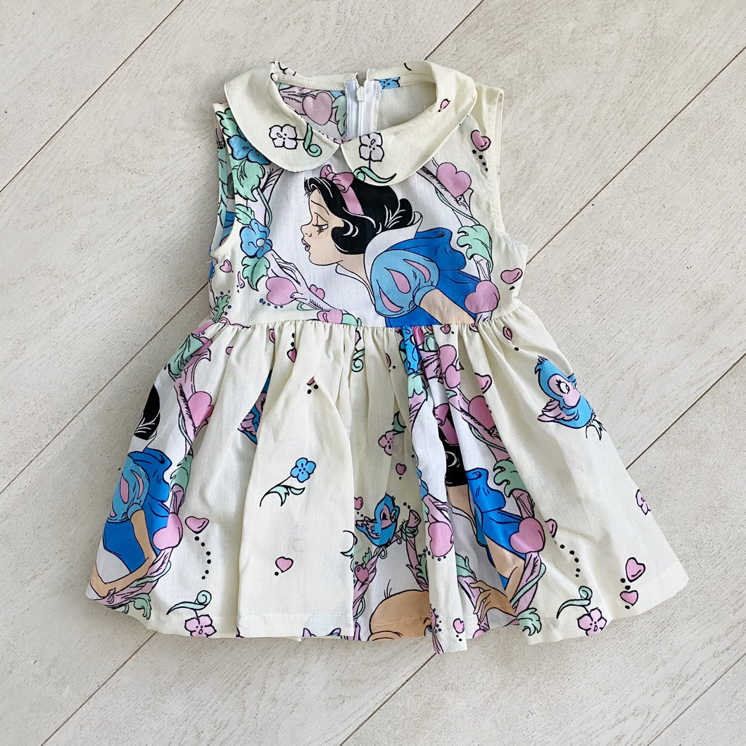 vintage character dress x // size 4t