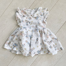 vintage character dress z // size 4t