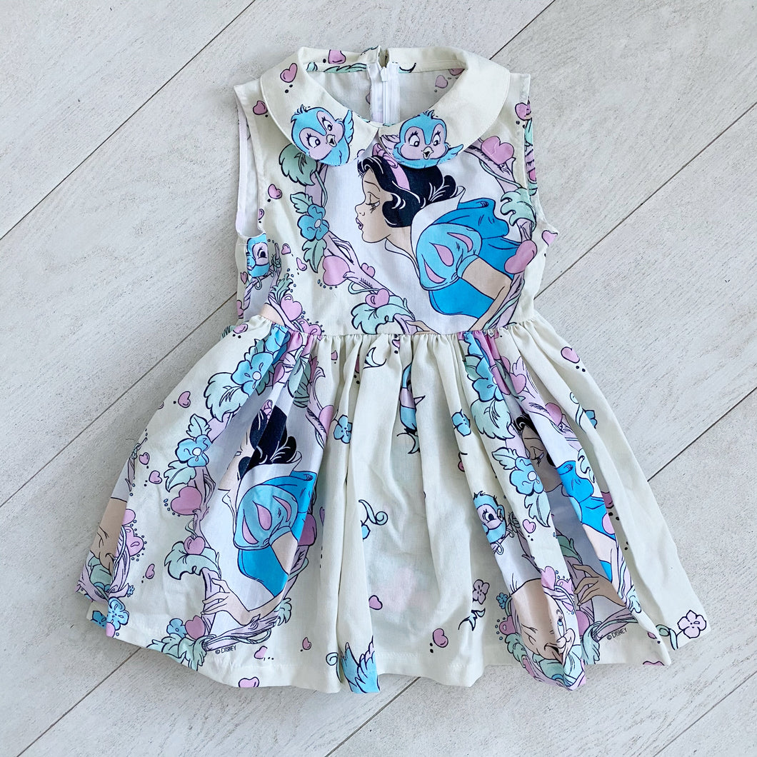 vintage character dress ii // size 6t