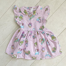 vintage character dress nn // size 5t