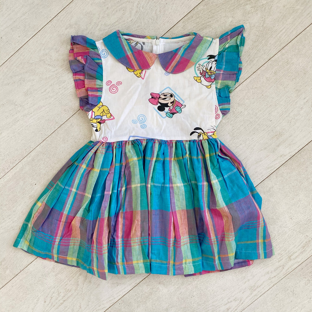 vintage character dress ii // size 5t