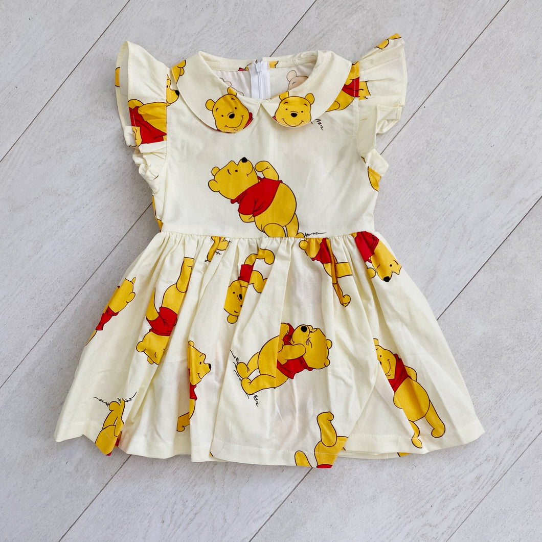 vintage character dress oo // size 5t