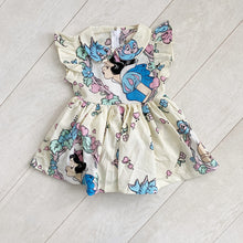vintage character dress 003 // size 3t