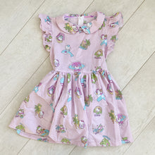 vintage character dress s // size 7t