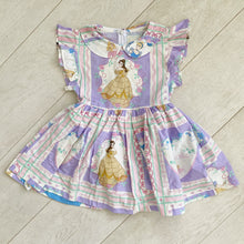 vintage character dress kk // size 5t