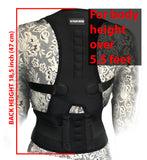 Back Brace for tall men