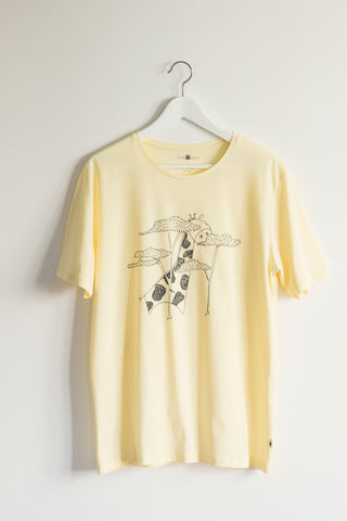 """Baba"" Tshirt - The Giraffe"