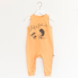 """Jump"" Jumpsuit - Peach"