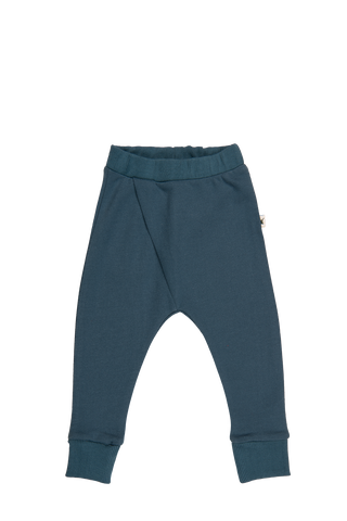 """Cross"" Pants - Dark Blue"