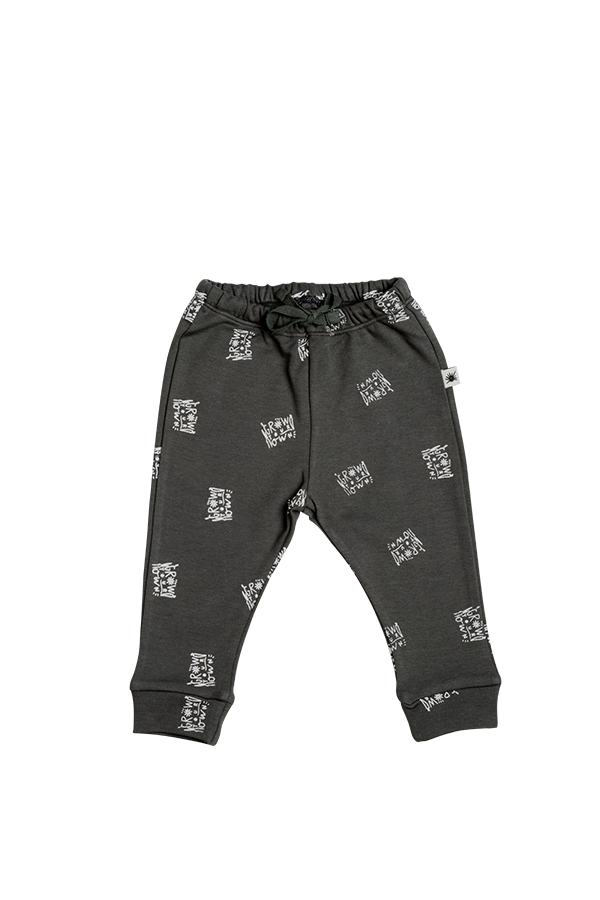 """Hose""  Leggings - Anthracite"