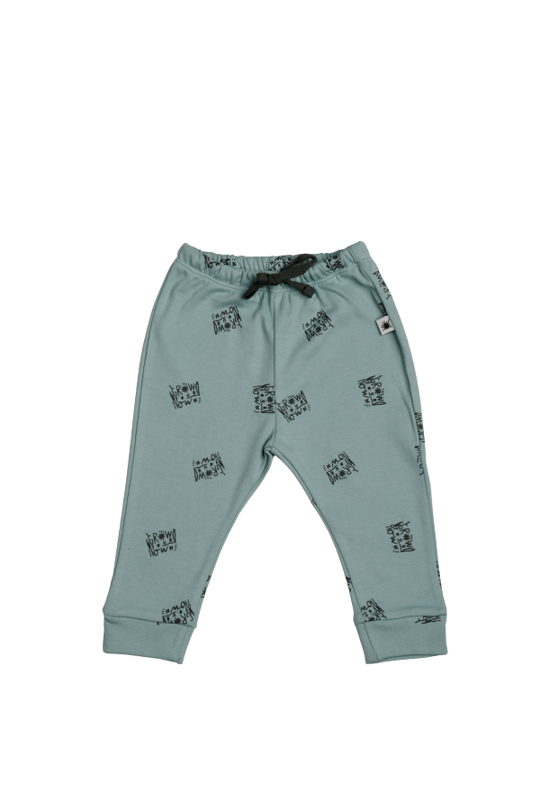 """Hose""  Leggings - Cloud Blue"
