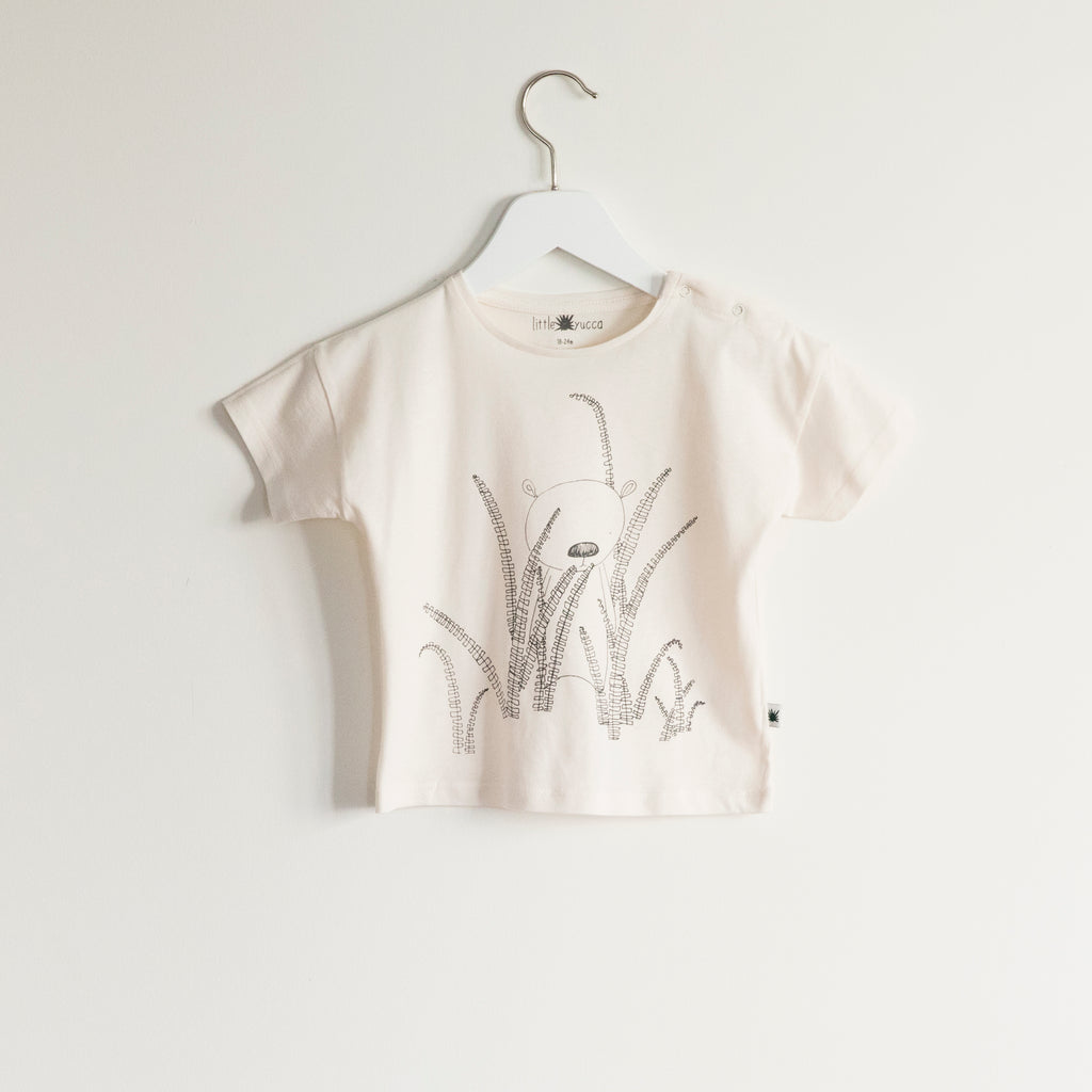 """Mini"" Tshirt - The Bear"