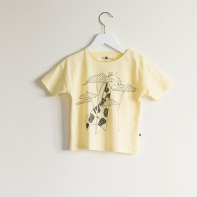 """Mini"" Tshirt - The Giraffe"