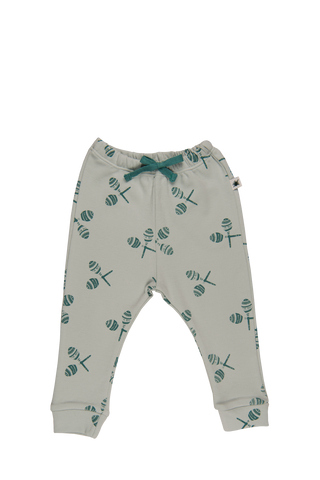 """Moonwalk"" Pants - Eau De Nil"