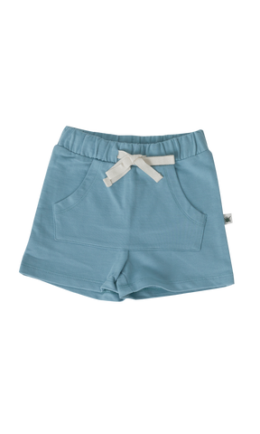 """Pocket"" Shorts - Deep Blue"