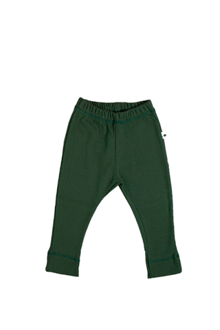 """Simples"" Legging - Forest Green"