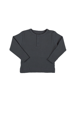 """Simples"" Top - Anthracite"