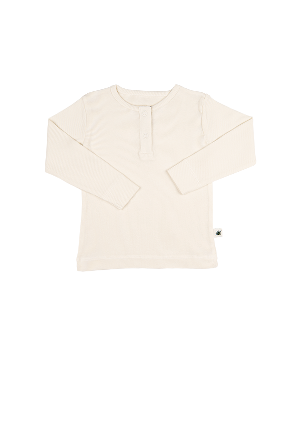 """Simples"" Top - Offwhite"