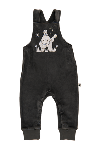 """Yucca"" Dungarees - Anthracite"