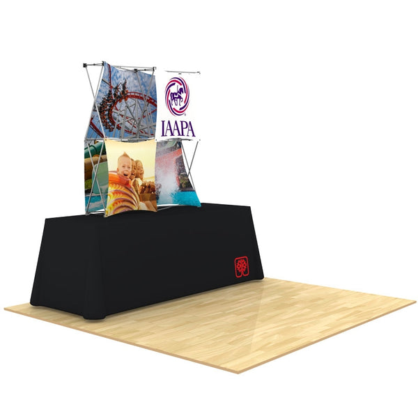 3D Snap® 2x2 Table Top Layout 2 (Table Throw Not Included)